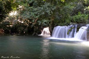 escursione cascata