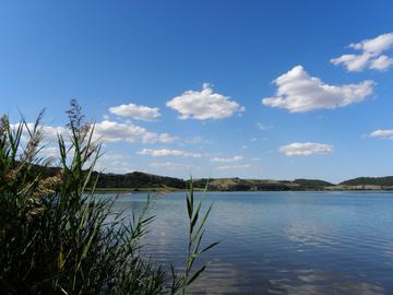 passeggiata lago martignano