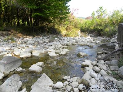 escursione rio fiume