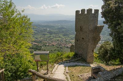 escursione sul monte Scalambra
