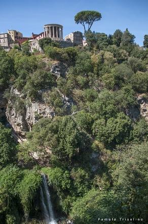 escursione villa gregoriana
