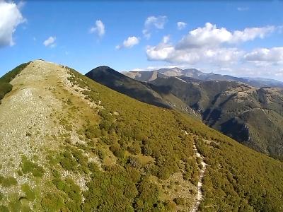 escursione monte Rosato